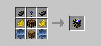Как сделать шестерёнки в buildcraft